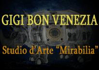 logo gigibon studio d'arte mirabilia